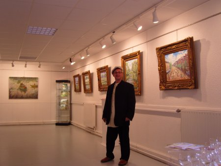 Exposition : Gallerie de vire