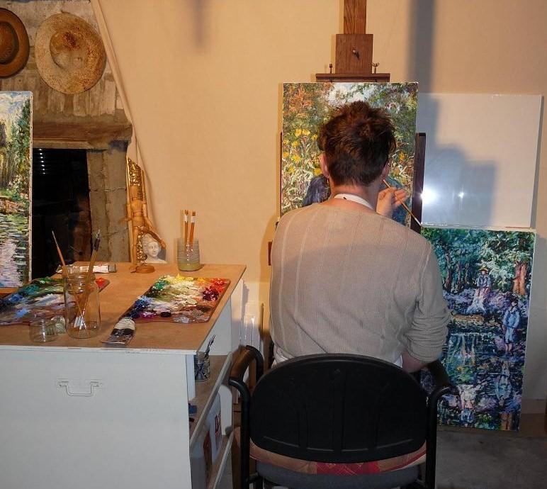 Atelier 2008