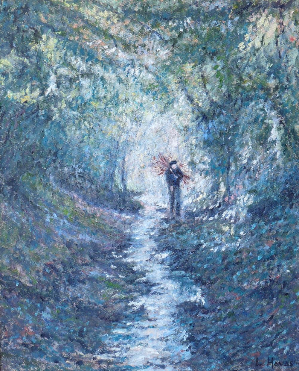peintre impressionniste